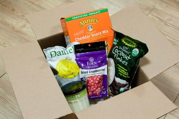Packages from iHerb.com, a popular website among expats for ordering vitamins, supplements, pantry staples and snacks, are usually delivered within about 5 days. (Salgu Wissmath/ The Sejong Dish)