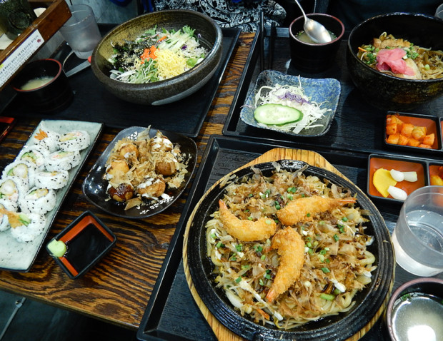 Misoya is a Japanese chain restaurant located near Jochiwon train station. (Maggie O'Driscoll/ The Sejong Dish)